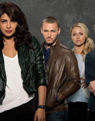 Quantico tv series poster