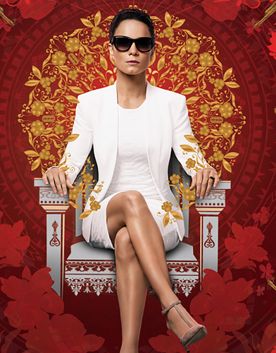 Queen of the South Season 1 poster