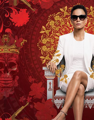 Queen of the south tv series poster