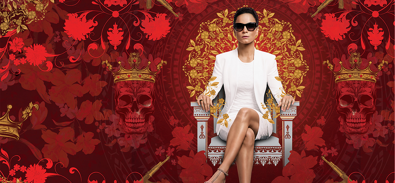 Queen of the South Season 1 tv series Poster