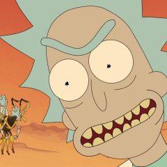 Rick and Morty Season 4 screenshot 1