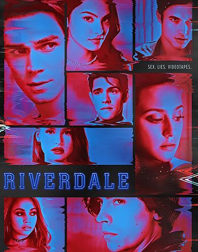 Riverdale Season 4 poster