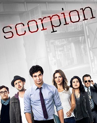 Scorpion season 4 poster