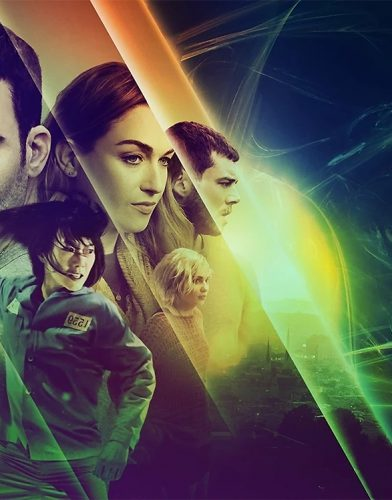 sense8 tv series poster