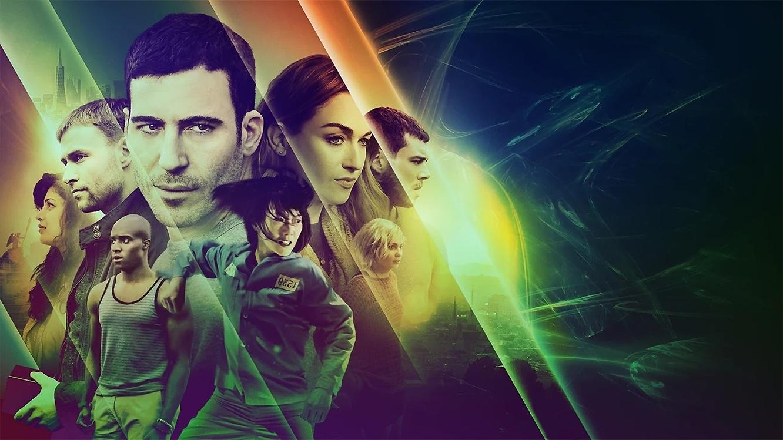 Sense8 Season 1 tv series Poster