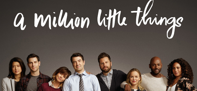 A Million Little Things Season 1 tv series Poster
