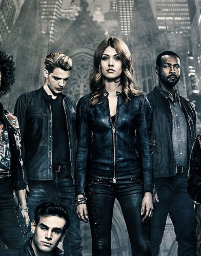 Shadowhunters: The Mortal Instruments tv series poster