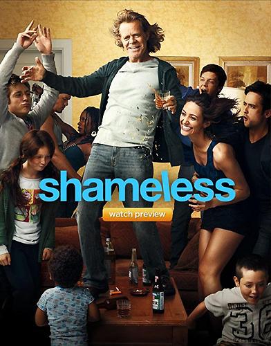 shameless season 1 poster