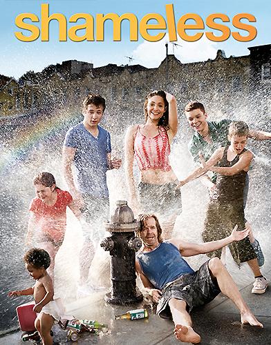 Shameless season 2 poster