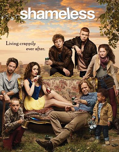 Shameless season 3 poster