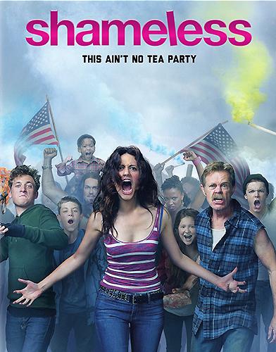 Shameless season 4 poster