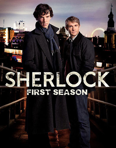 Sherlock Season 1 poster