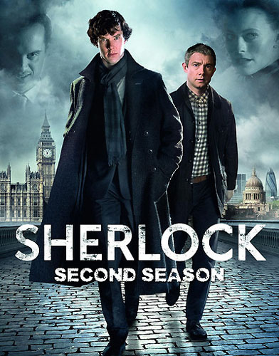 Sherlock Season 2 poster
