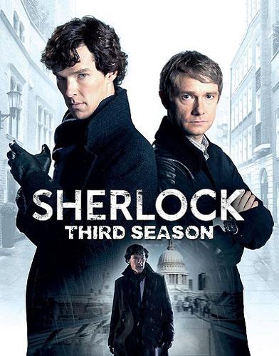 Sherlock Season 3 poster
