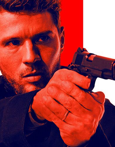 Shooter season 2 poster