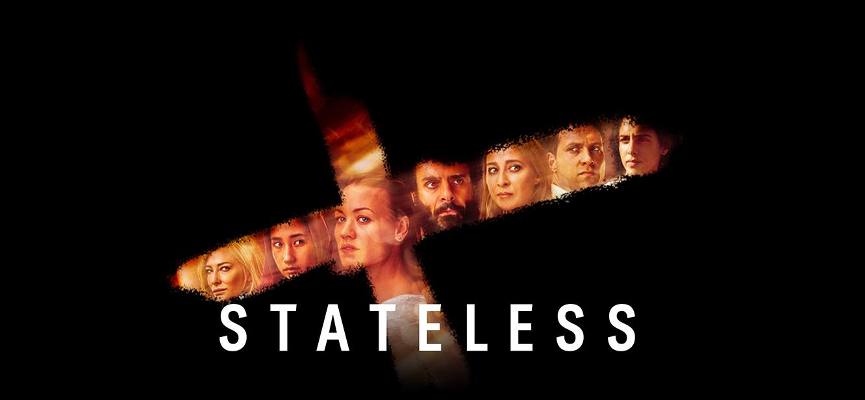 Stateless Season 1 tv series Poster