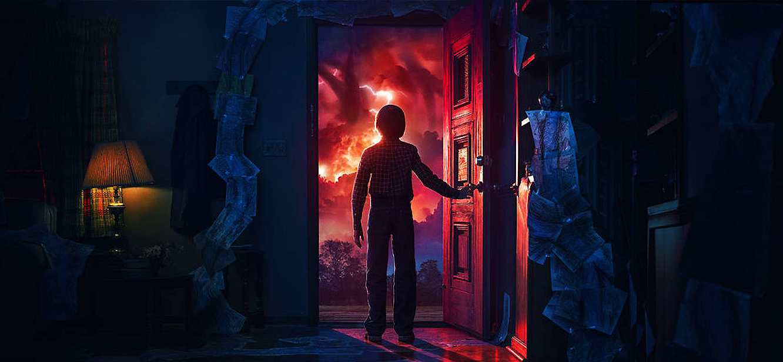 Stranger Things Season 1 tv series Poster