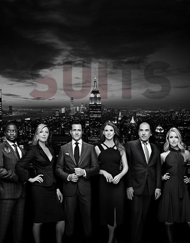 Suits Season 9 poster