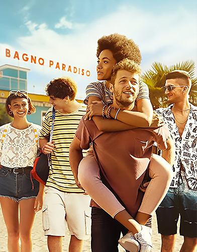 Summertime Season 1 poster