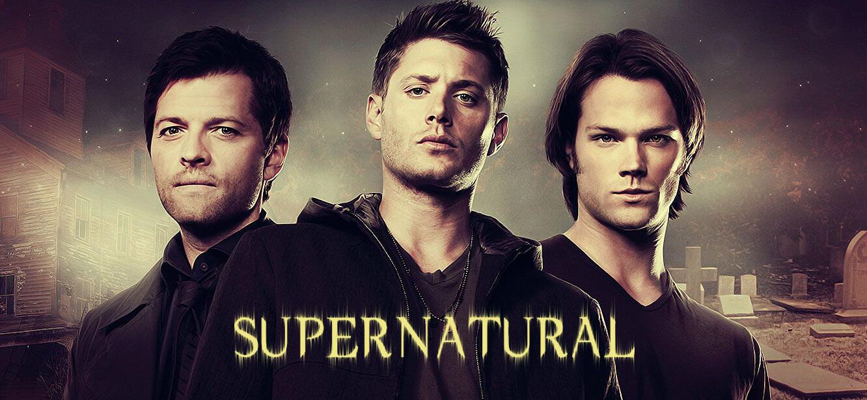 Supernatural Season 1 tv series Poster