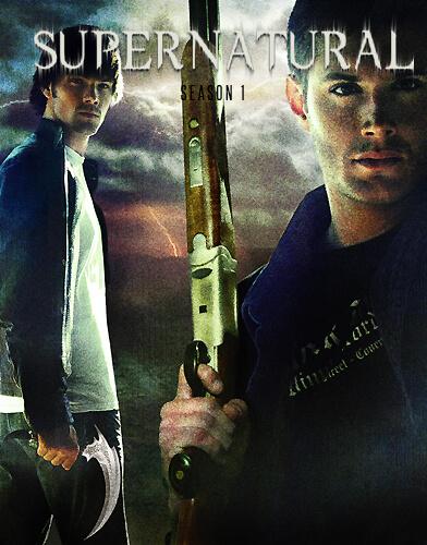 Supernatural Season 1 poster
