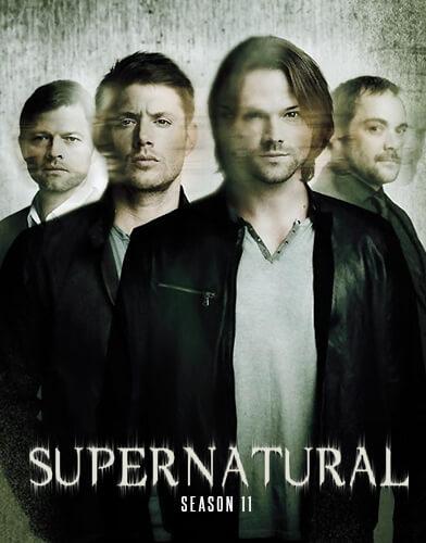 Supernatural Season 11 poster