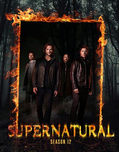 Supernatural Season 12 poster