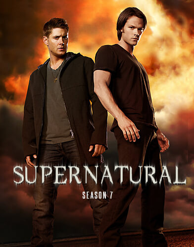 Supernatural Season 7 Poster