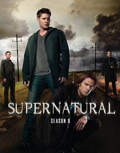 Supernatural Season 8 poster