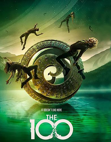 The 100 Season 7 poster