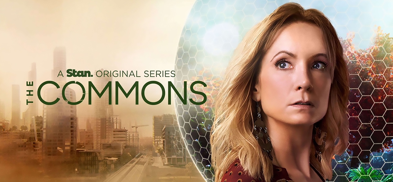 The Commons Season 1 tv series Poster