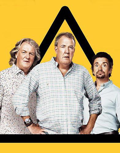The Grand Tour Season 3 poster