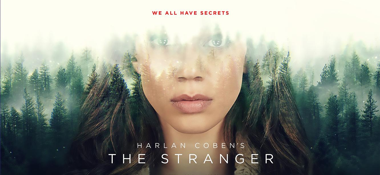 The Stranger Season 1 tv series Poster