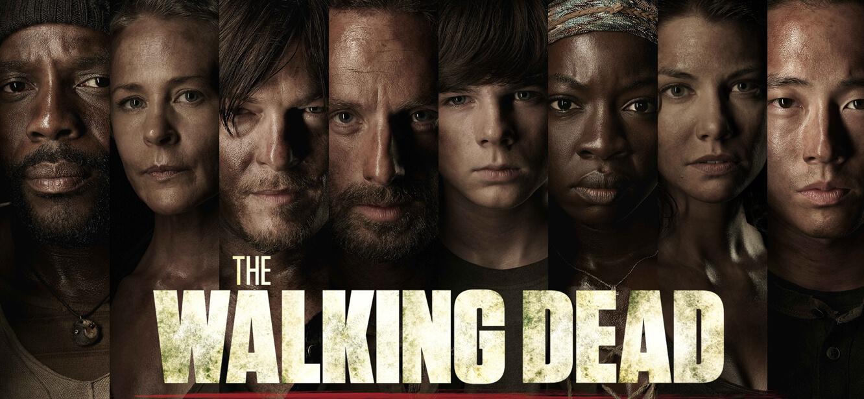 The Walking Dead Season 1 tv series Poster