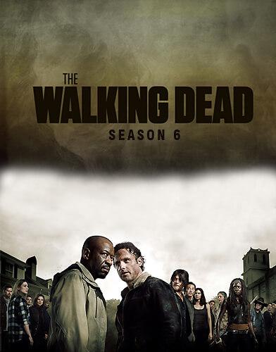 The Walking Dead Season 6 poster