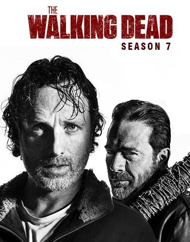 The Walking Dead Season 7 poster