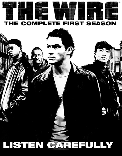 TV Show The Wire Season 3  Today's TV Series  Direct