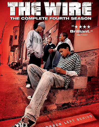 the wire season 4 poster