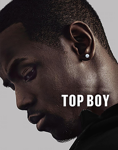 Top Boy Season 3 poster