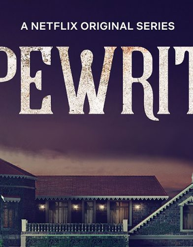 Typewriter tv series poster