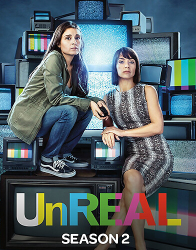 Unreal Season 2 Poster