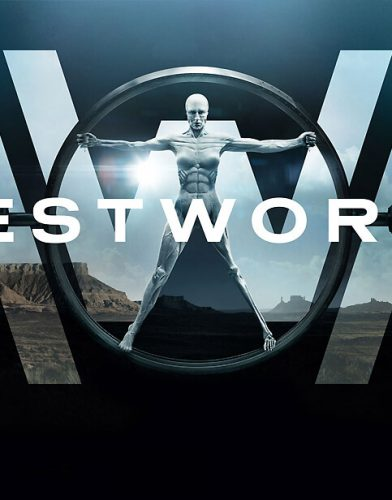 Westworld tv series Poster