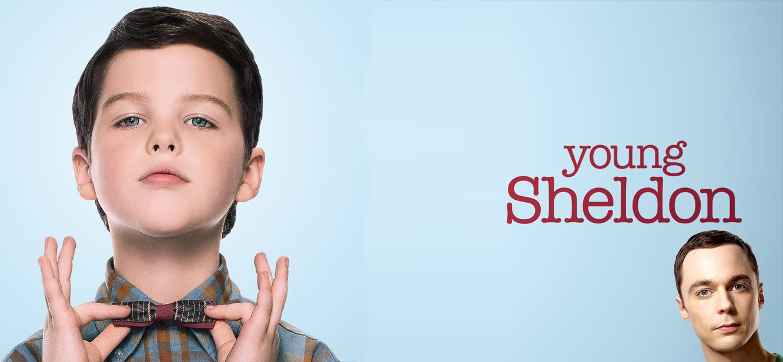 Young Sheldon season 1 tv series Poster